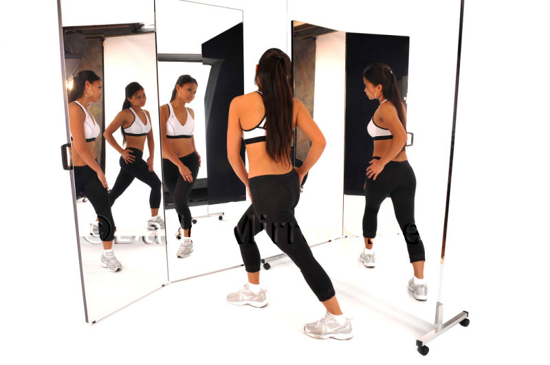 Clients Glassless Mirrors Mylar Mirrors Make The Ideal